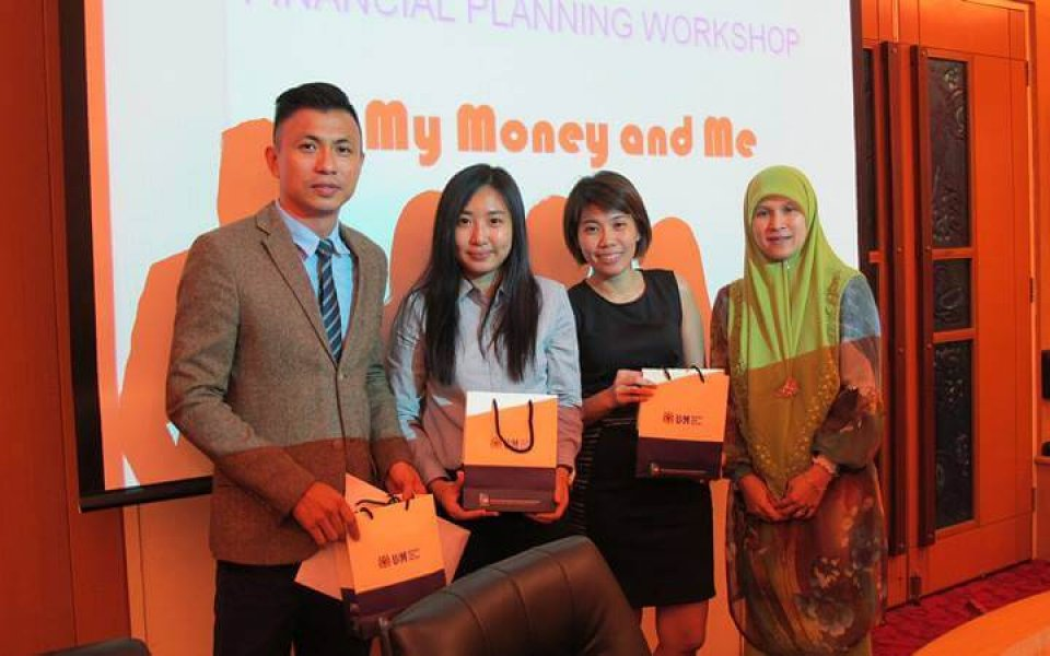 USM Financial Planning Workshop
