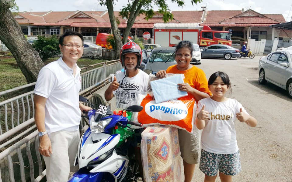 Penang Flood Support