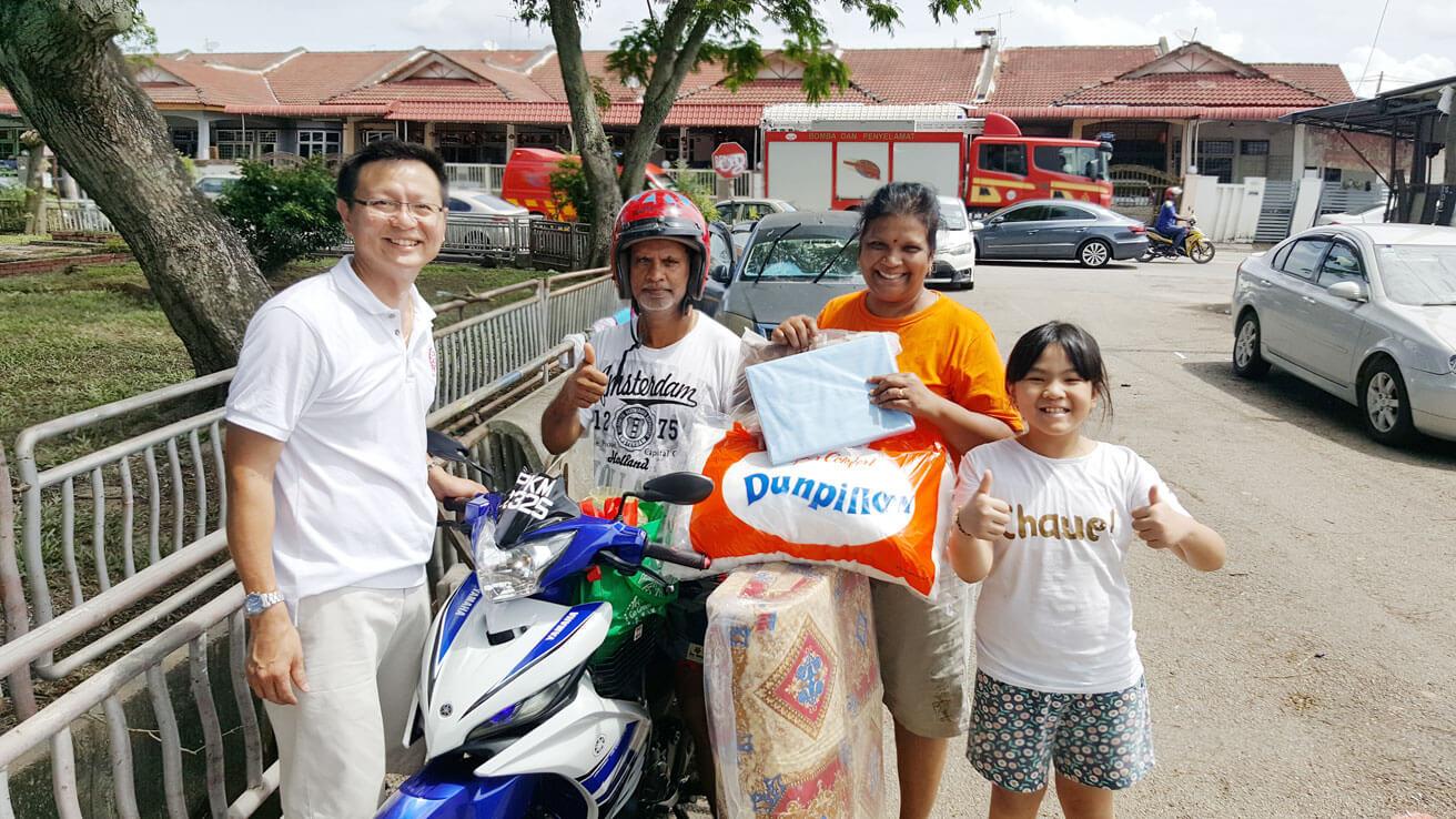Penang Flood Support