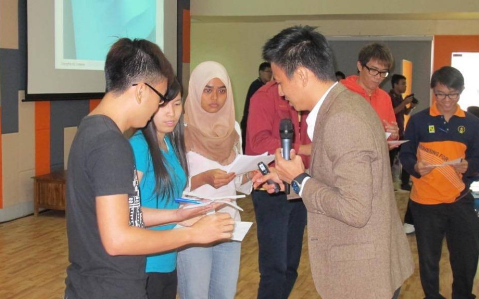 Seminar Youth to Market Reality – UMP