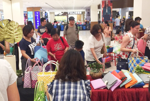 Fund Raising for Penan Women Project Organisation